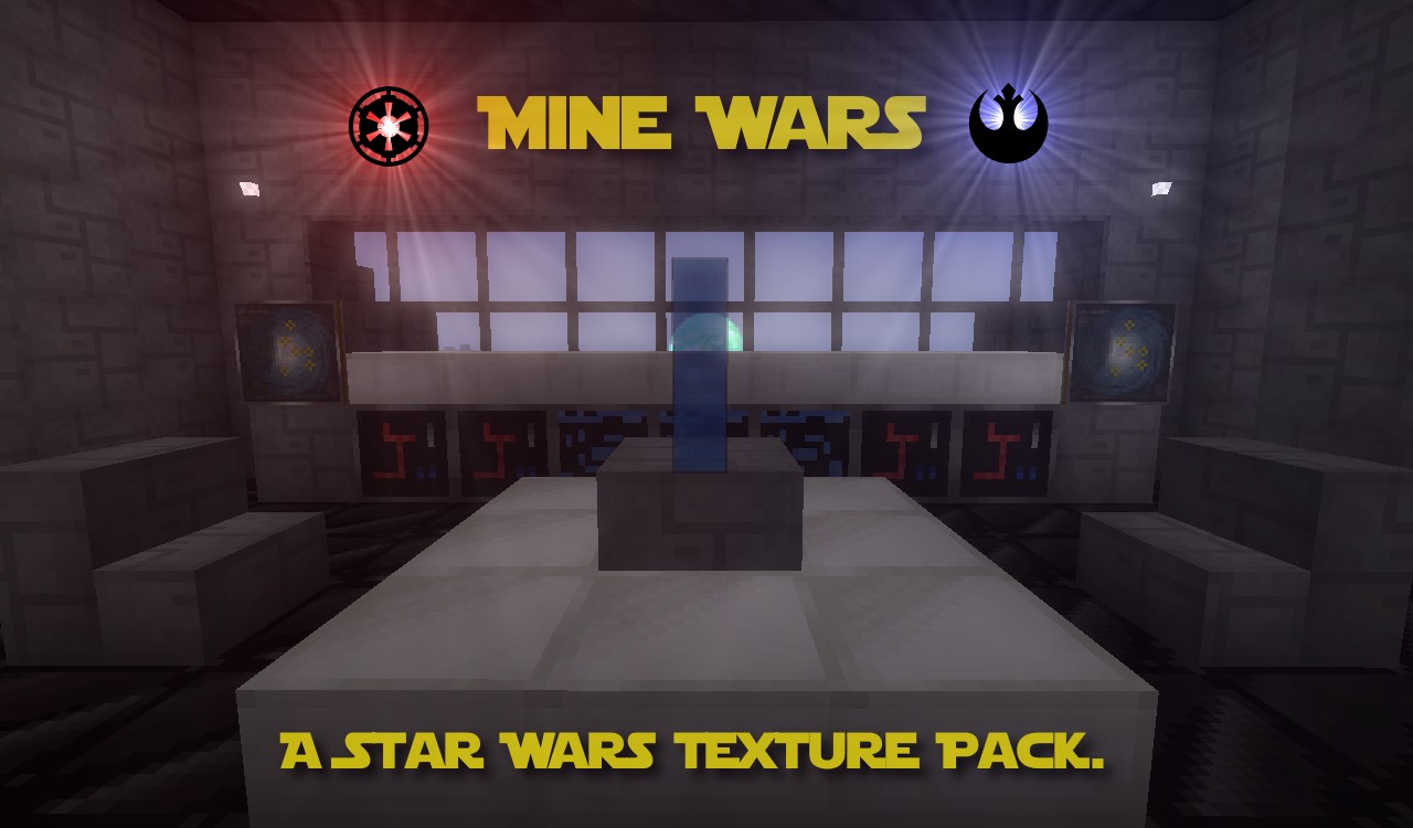 Mine Wars Resource pack