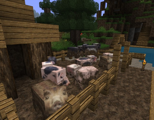 how to get different texture packs on minecraft pc