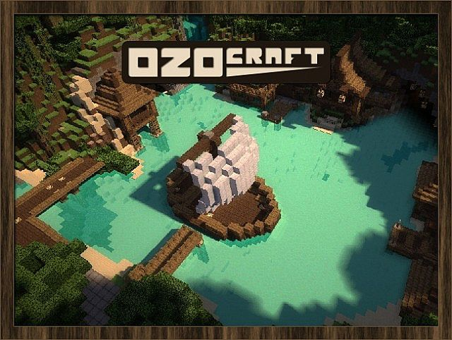 OzoCraft Resource Pack