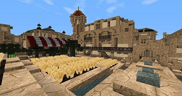 Realisitic Resource Pack 1