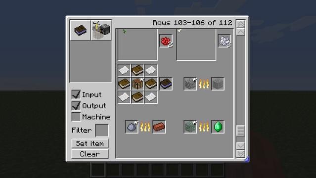 CraftGuide Mod 1.10/1.9.4