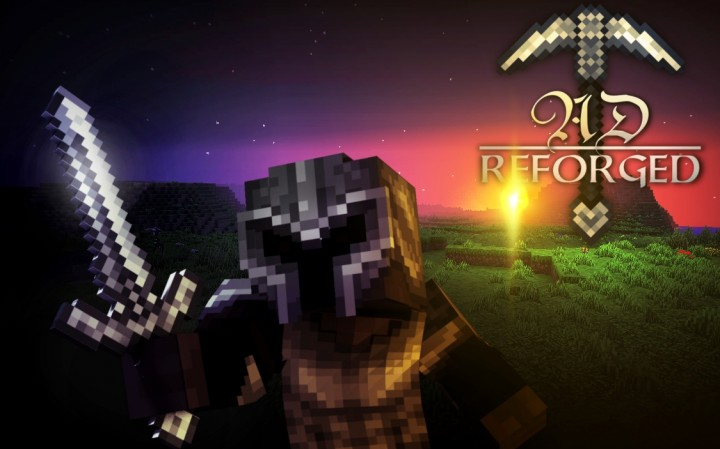 AD Reforged Resource Pack