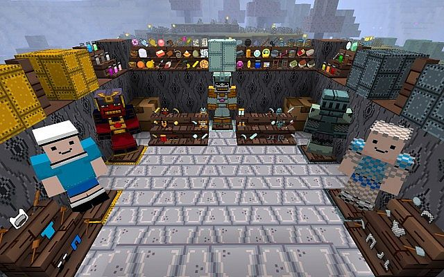 AdventureCraft Resource Pack 6