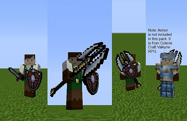 BattleGear 2 Resource Pack 2