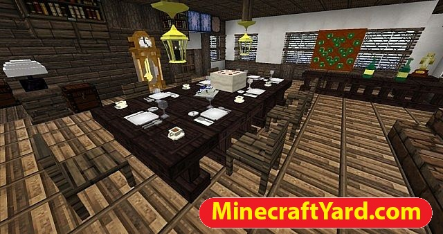 DecoCraft 2 Mod 11211121102194 Minecraft Download