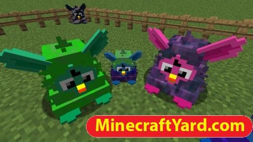 Furby Mania Mod 1.13.1/1.13/1.12.2
