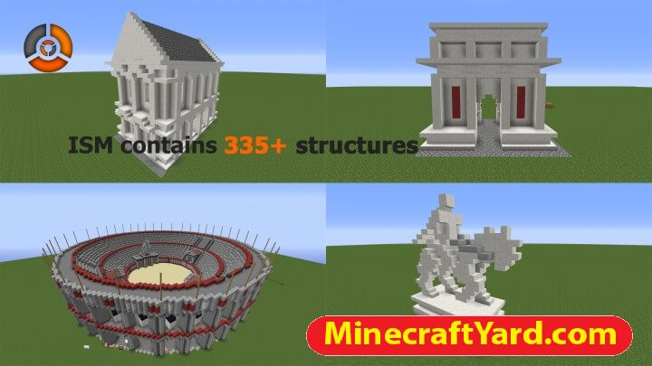 Instant Structure Mod