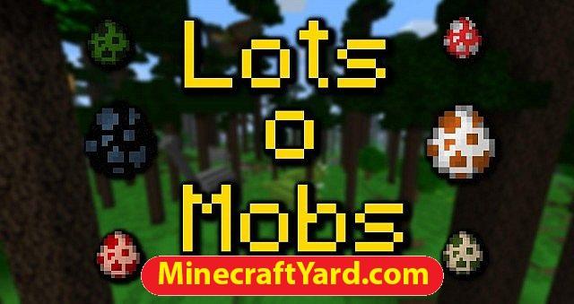 LotsOmobs 1.13.1/1.13/1.12.2