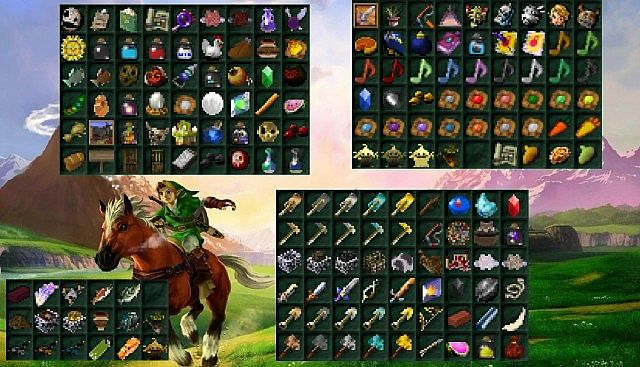 Ocarina of Time and Majora's Mask Resource Pack 5