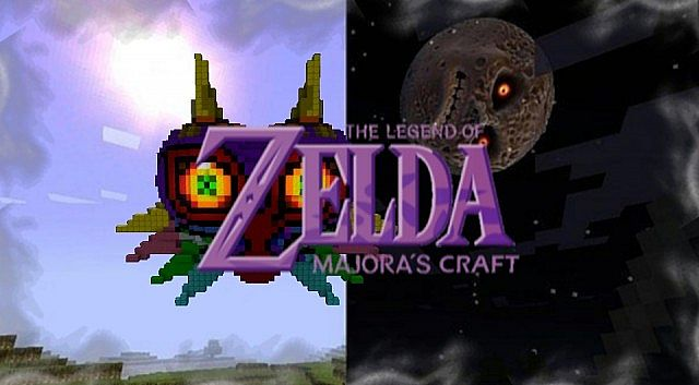 Ocarina of Time and Majora's Mask Resource Pack