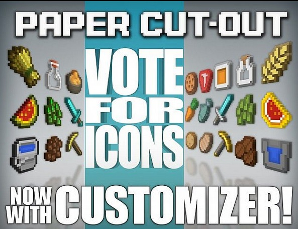 Paper Cut Out Resource Pack 3