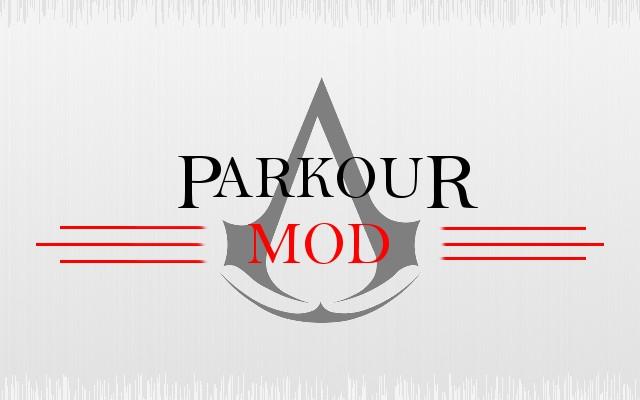 Parkour Mod Minecraft