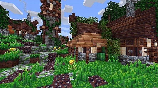 Pixel Day Dream Resource Pack 3