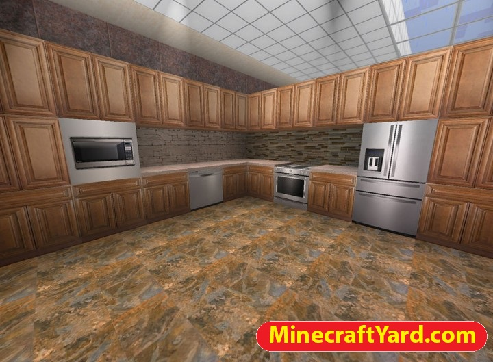 RadPack Appliances and Cabinets Mod