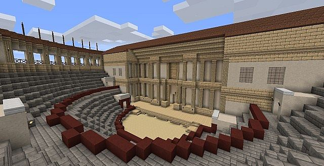 Romecraft Resource Pack 4