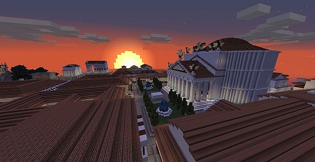 Romecraft Resource Pack