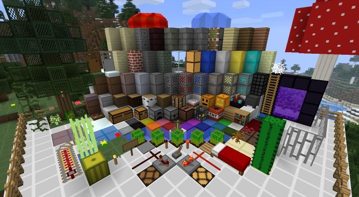 SimpleCraft Resource Pack Main