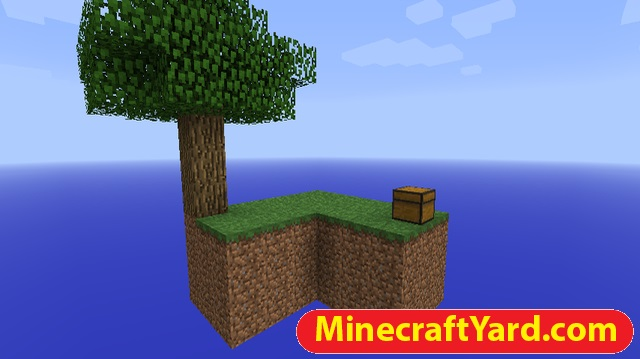 Skyblock Survival Map