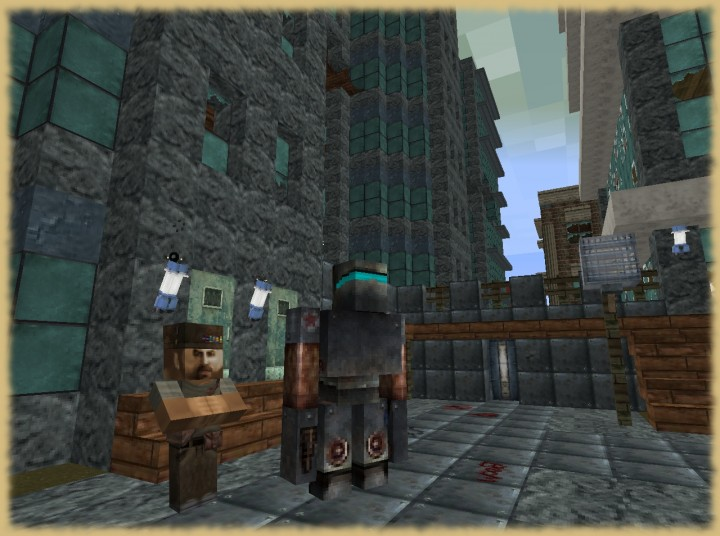 Vaultcraft Resource Pack 4