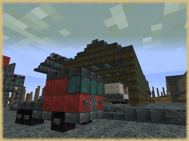 Vaultcraft Resource Pack 6