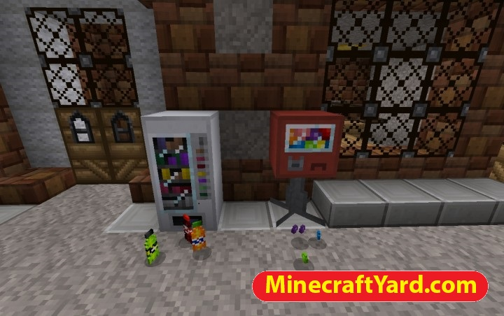 Vending Machines 1.12/1.11.2