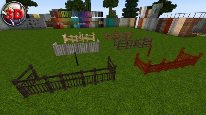 Wolion 3D Resource pack 4