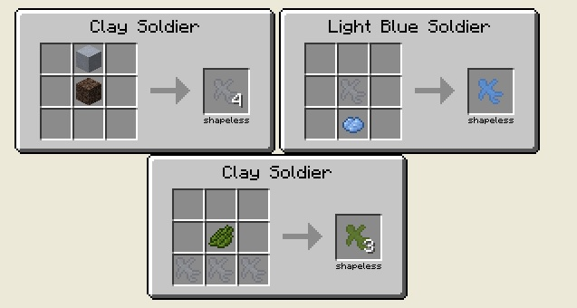 Clay Soldiers 1