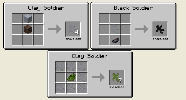 Clay Soldiers 3