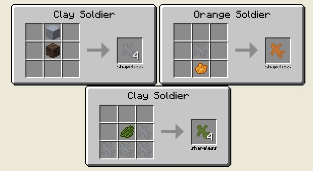 Clay Soldiers 4
