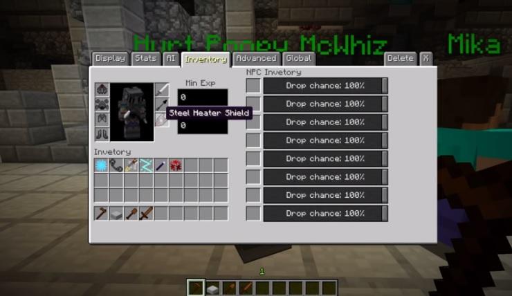 Custom NPcs Mod 5