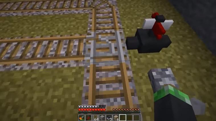 Railcraft mod 7