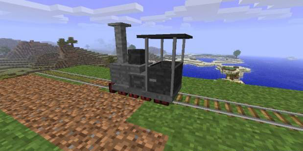 TrainCraft Mod 3