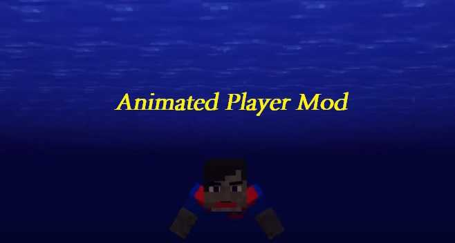 Animal Player Mod 1.11.2/1.10.2