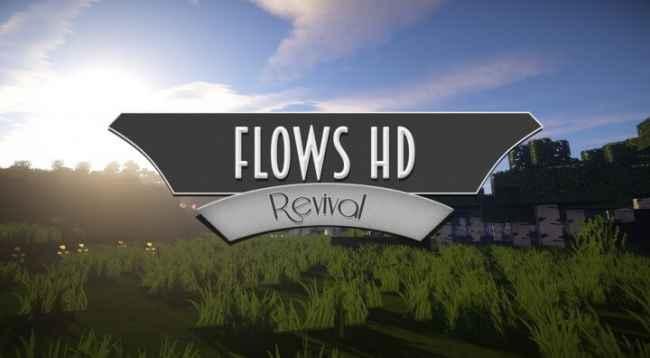 Flows HD 1.11.1/1.11/1.10.2