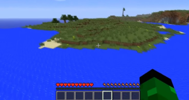 Fly Mod for Minecraft