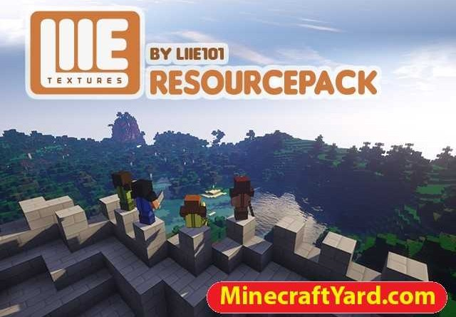 LIIE's Resource Pack Resource Pack 1.12.2/1.12/1.11.2