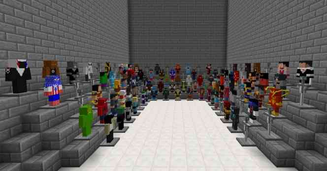 Project Superhuman Mod 1.8.8 Minecraft