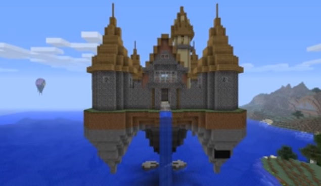 Ruins Mod for Minecraft 1.8.8