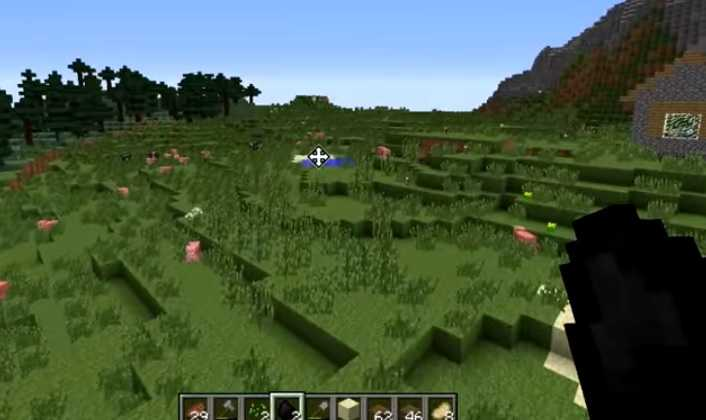 Better Sprinting Mod for Minecraft 1
