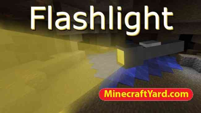 FlashLight Mod 1.11.2/1.10.2/1.9.4