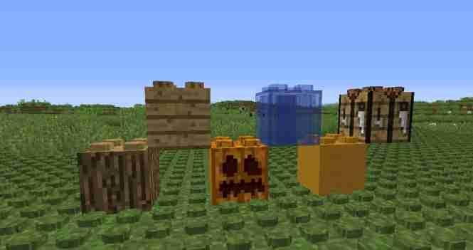 Lego Block Model Resource Pack
