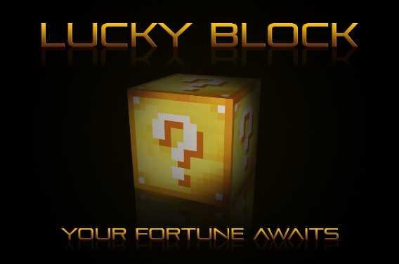 Lucky Block Mod 1.11.2/1.11/1.10.2