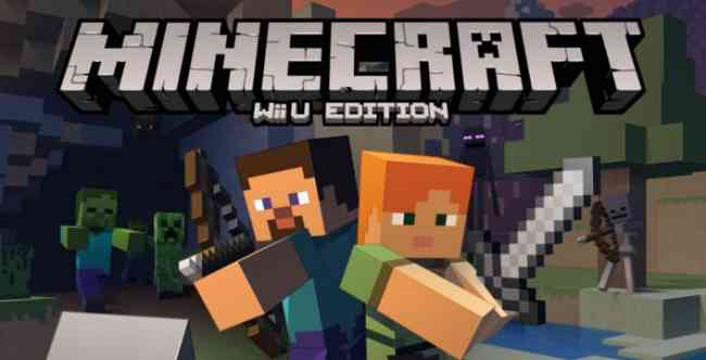 Minecraft: Wii U Edition for Wii U - Nintendo Game Details