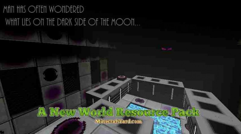 A New World Resource Pack 1.12.2/1.11.2/1.10.2