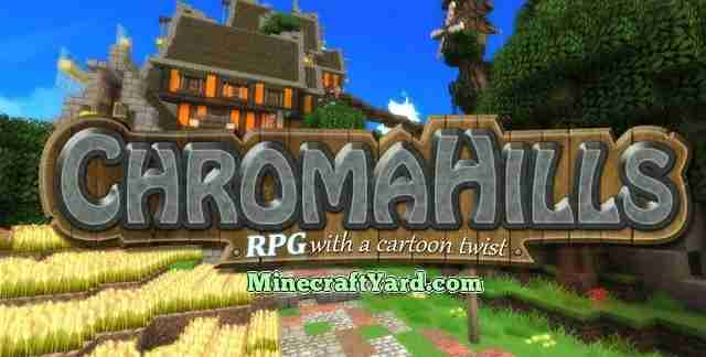 Chroma Hills Resource Pack 1.10.2/1.9.4/1.8.9
