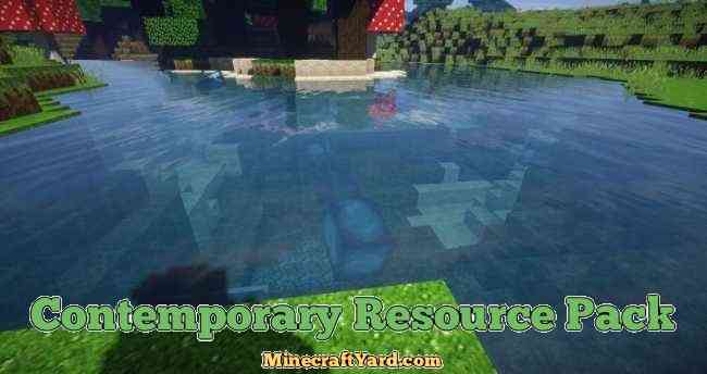 Contemporary Resource Pack 1.12.2/1.12/1.11.2