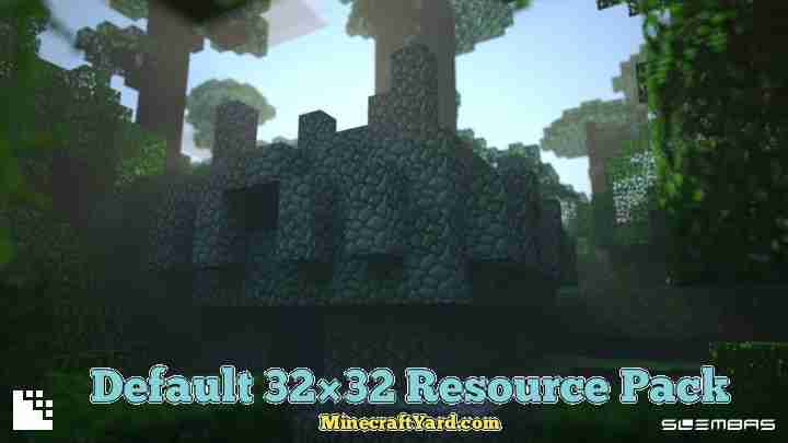 Default 32x32 Resource Pack 1.12.2/1.12/1.11.2