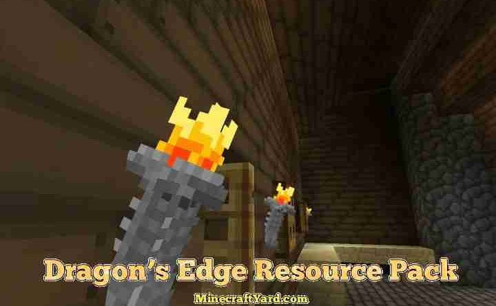 Dragon's Edge Resource Pack 1.13.1/1.13/1.12.2