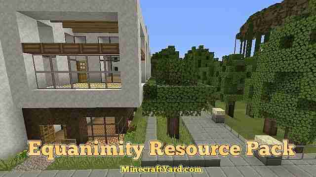 Equanimity Resource Pack 1.11.2/1.11/1.10.2