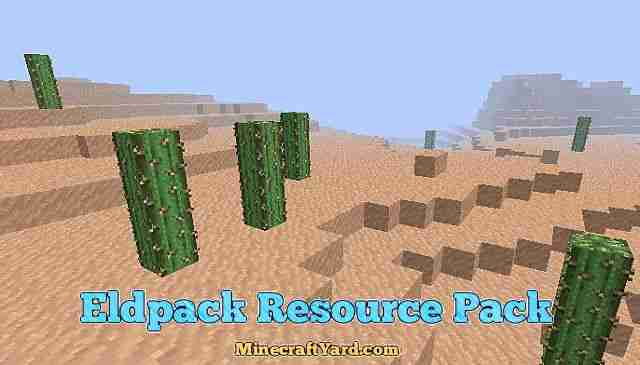 Eldpack Resource Pack 1.10.1/1.9.4/1.8.9